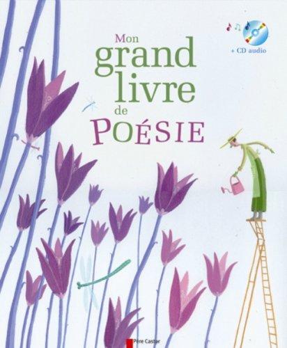 9782081202078: Mon grand livre de poésie de la langue française (1CD audio)