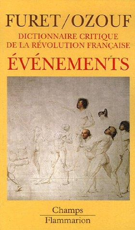 9782081202924: Dictionnaire critique de la Révolution française (French Edition)
