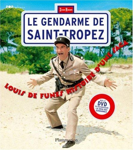 9782081203273: Le gendarme de Saint-Tropez : Louis de Funès, histoire d'une saga (1DVD)