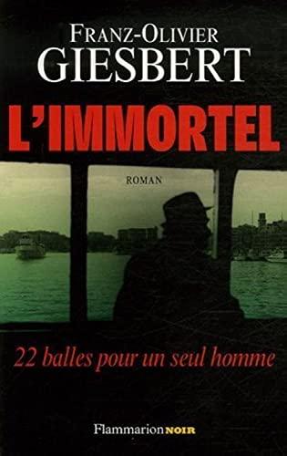 9782081203488: L'Immortel (Flammarion Noir)