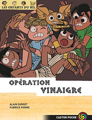 9782081203587: Les enfants du Nil, Tome 11 : Opération Vinaigre