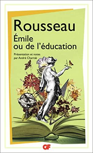 9782081206922: Emile Ou De L'education Edition Andre Charrak (French Edition)