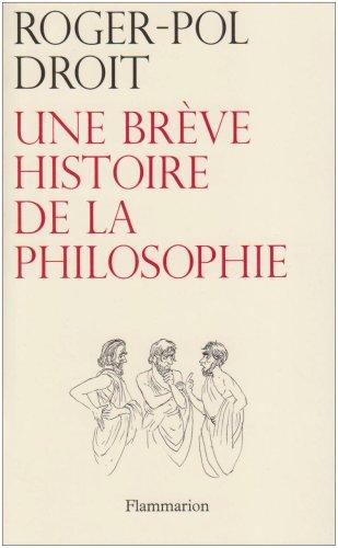 9782081207721: Une brève histoire de la philosophie