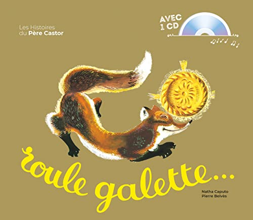 9782081207981: Roule Galette... + CD (French Edition)