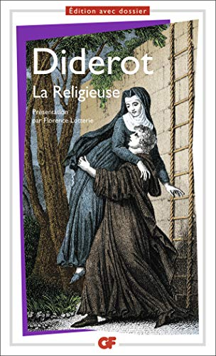 9782081208216: La Religieuse (GF)