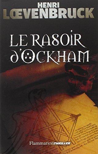 9782081208650: Le rasoir d'Ockham