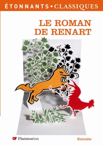 9782081209633: Le Roman De Renart (Extraits) (French Edition)