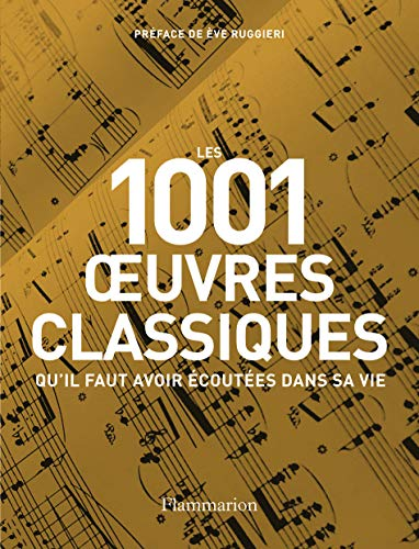 Les 1001 oeuvres classiques (French Edition): Matthew Rye