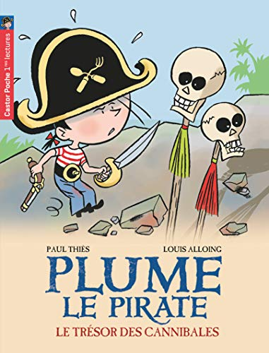 9782081210783: Plume Le Pirate 7 Le Tresor Des Cannibales (French Edition)