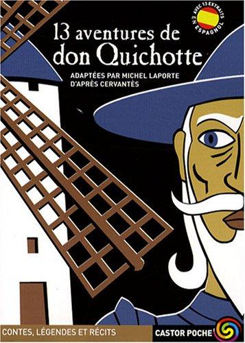 9782081210936: 13 Aventures de don Quichotte (French Edition)