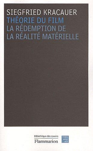 9782081211766: Théorie du film : La rédemption de la réalité matérielle