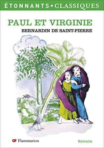 PAUL ET VIRGINIE, N.É.: SAINT-PIERRE BERNARDIN DE