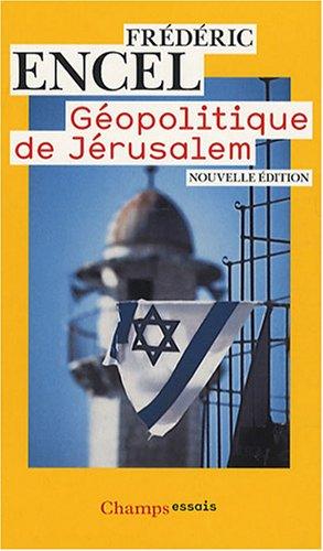 9782081213036: G�opolitique de J�rusalem