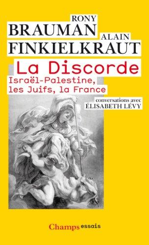 9782081213760: La discorde (Champs Essais)