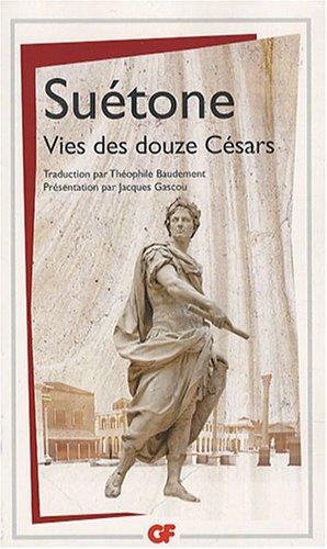 9782081213906: Vies des douze Césars (French Edition)