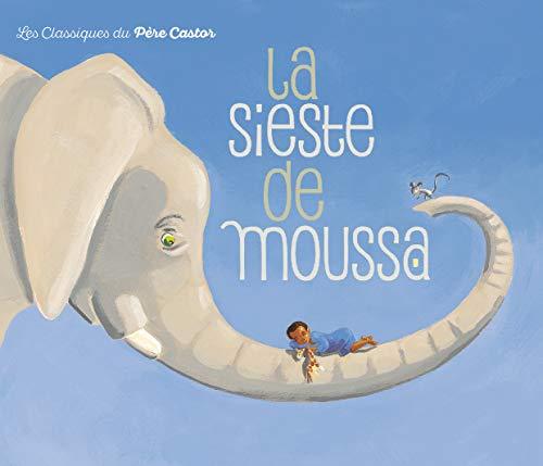 9782081214422: La Sieste De Moussa (French Edition)
