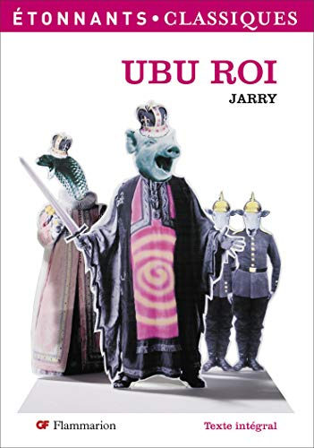 Ubu roi (French Edition): Jarry, Alfred