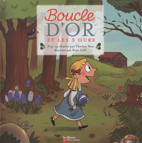 9782081215788: Boucle d'Or et les 3 ours (French Edition)