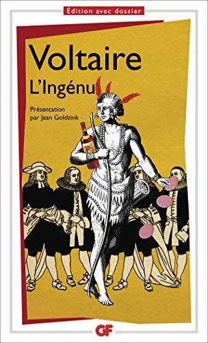 9782081217003: L'ingenu (French Edition)
