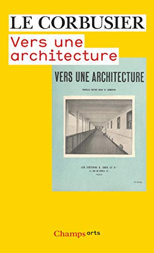 9782081217447: Vers Une Architecture (French Edition)