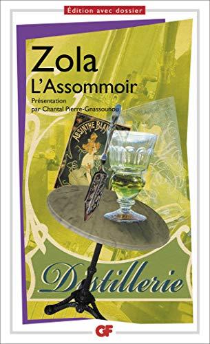 L'assommoir - Emile Zola - Livre: Emile Zola