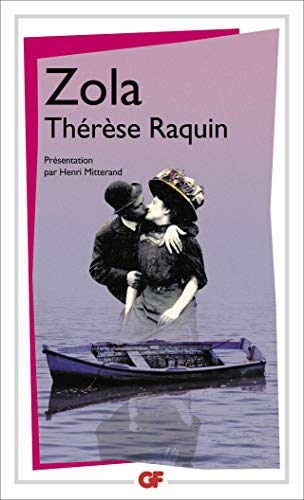 9782081217782: Therese Raquin