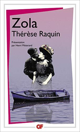 9782081217782: Therese Raquin (GF)