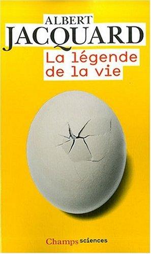 9782081218055: La Legende De LA Vie (French Edition)