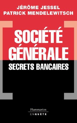 Société générale (French edition): Jérôme ...