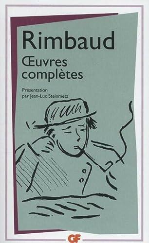 oeuvres complètes (Littérature et civilisation) (French Edition) (9782081219625) by Rimbaud, Arthur
