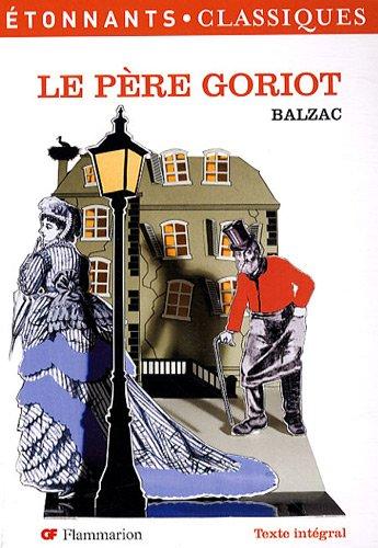 9782081219755: Le Père Goriot