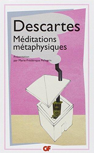 9782081220003: Méditations metaphysiques (ne) (GF Philosophes)