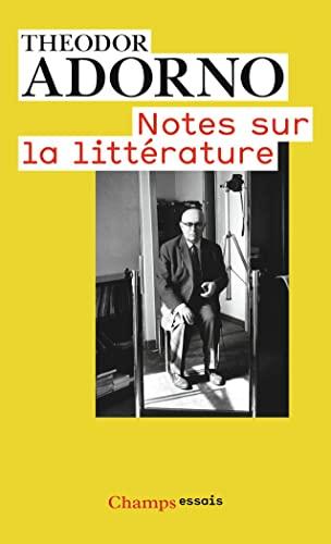 9782081221161: Notes sur la littérature