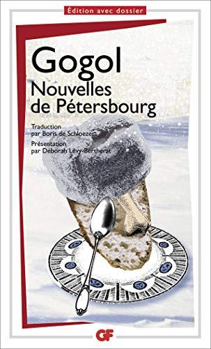 Nouvelles de Pétersbourg (Littérature et civilisation) (French: Gogol, Nicolas