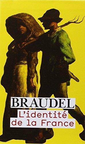 9782081223257: L'identité de la France : Coffret en 3 tomes (French Edition)