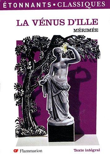 9782081225855: La Venus D'ille Et Autres Contes Fantastiques (French Edition)