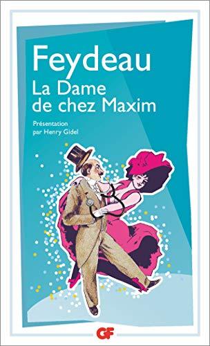 9782081227033: La dame de chez Maxim