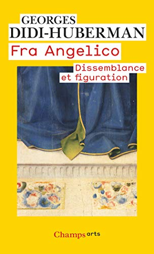9782081227750: Fra Angelico : Dissemblance et figuration