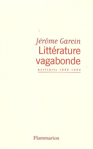 9782081228368: Litterature vagabonde (French Edition)