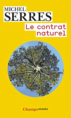 9782081229921: Le contrat naturel (Champs Essais)