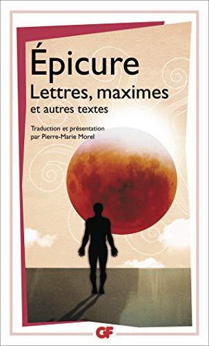 9782081232082: Lettres, Maximes Et Autres Textes (French Edition)