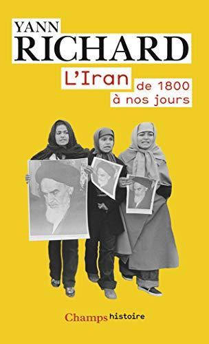 9782081232419: L'Iran : De 1800 à nos jours