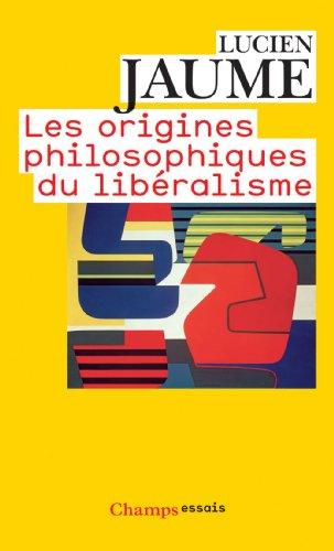 9782081232587: Les origines philosophiques du libéralisme