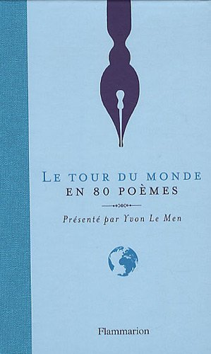 9782081233331: Le Tour du monde en 80 poèmes