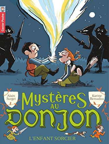 9782081233423: Mystères au donjon, Tome 2 : L'enfant sorcier