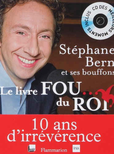 Le livre Fou. du Roi (1CD audio)