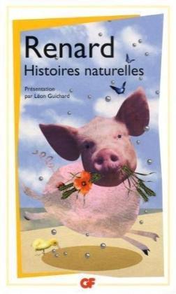 9782081234925: Histoires naturelles