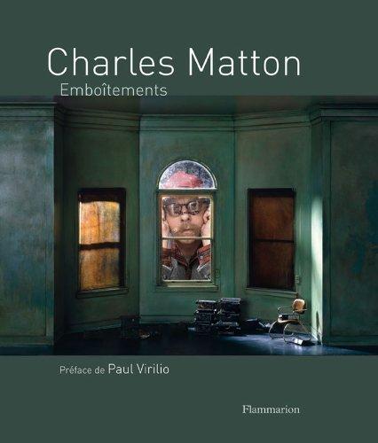 CHARLES MATTON. Emboîtements ---------- [ Avec 1 paire de lunetttes vue 3 D ]: MATTON ( ...