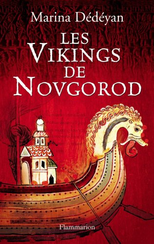 9782081237544: Les vikings de novgorod