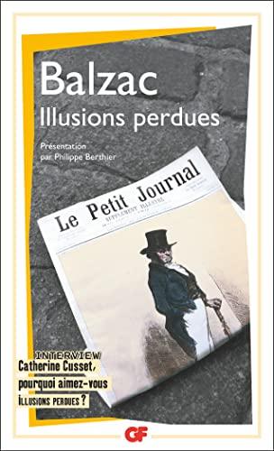 9782081238077: Illusions perdues (GF)